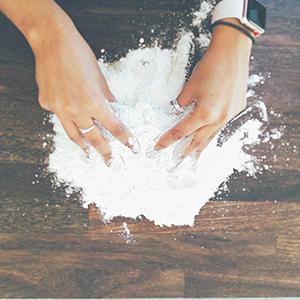 Étape 2 : Mélanger les ingrédients secs